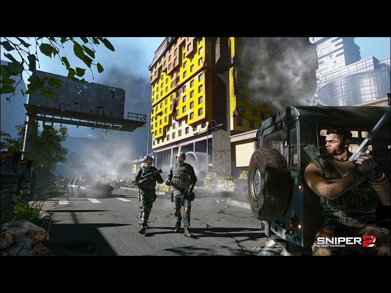 Снайпер. Воин-Призрак 2. Специальное издание (Цифровая версия) от 1С Интерес