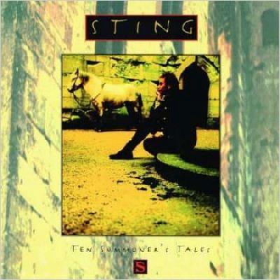 Sting. Ten Summoner's Tales (LP)
