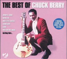 Chuck Berry: The Best Of Chuck Berry (2 CD) сборник 100 best of rock cd