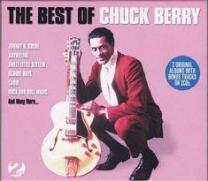 Chuck Berry: The Best Of Chuck Berry (2 CD)Представляем вашему вниманию сборник Chuck Berry. The Best Of Chuck Berry, собравший лучшие песни знаменитого музыканта.<br>