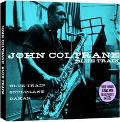 John Coltrane: Blue Train (2 CD) кино – лучшие песни 88 90 cd