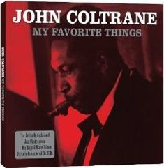 John Coltrane: My Favourite Things (2 CD) my christmas cd