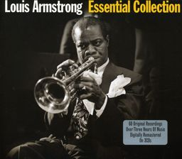 Louis Armstrong: Essential Collection (3 CD) louis armstrong and duke ellington the great reunion lp