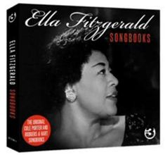 Ella Fitzgerald: Songbooks – The Original Cole Porter And Rodgers & Hart Songbooks (3 CD) nat king cole nat king cole at the sands