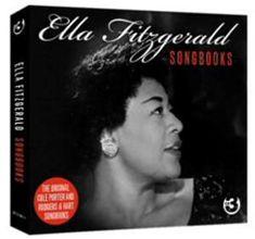 Ella Fitzgerald: Songbooks – The Original Cole Porter And Rodgers & Hart Songbooks (3 CD) элла фитцжеральд дайна вашингтон the golden era of jazz vol 3 ella fitzgerald