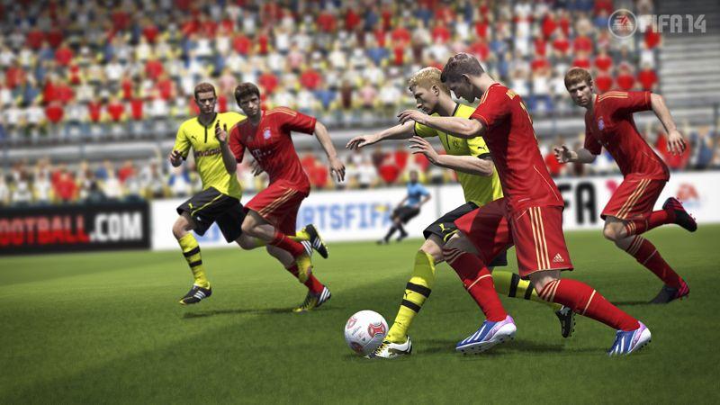 FIFA 14 [PSP] от 1С Интерес
