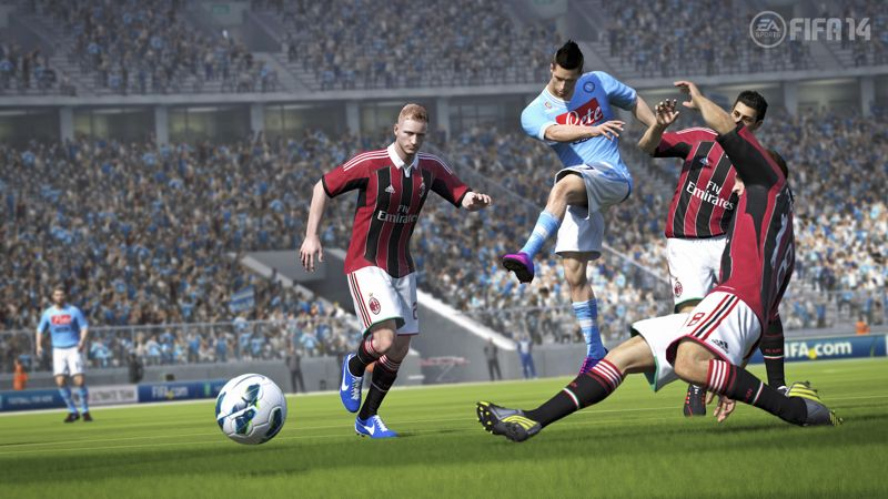 FIFA 14 [PS4] от 1С Интерес