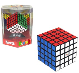 Кубик Рубика 5х5Кубик Рубика для одних просто хорошая игрушка, для других – хобби, а кому-то гениальное изобретение венгерского профессора ставшее символом эпохи 80-х.<br>