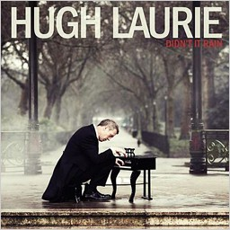 Hugh Laurie. Didn't It Rain cd hugh laurie let them talk