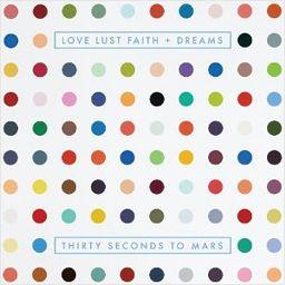 30 Seconds to Mars: Love Lust Faith + Dreams (CD)Представляем вашему вниманию свежий студийныйальбом 30 Seconds to Mars. Love Lust Faith + Dreams, включивший в себя 12 новых композиций.<br>