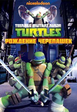 Черепашки-ниндзя. Выпуск 1. Рождение черепашек Teenage Mutant Ninja Turtles