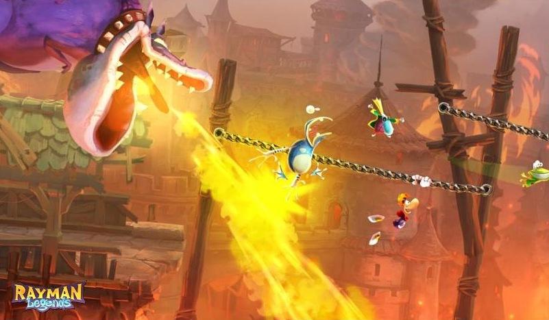 Rayman Legends [PS4] от 1С Интерес