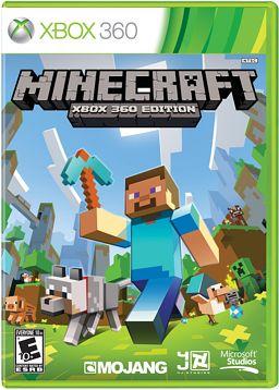 Minecraft [Xbox 360]Теперь феноменальная игра Minecraft доступна всем обладателям Xbox 360!&#13;<br>С новыми функциями, разработанными специально для Xbox 360, эта игра даст вам принципиально новый способ воплощать свои мечты в жизнь!<br>