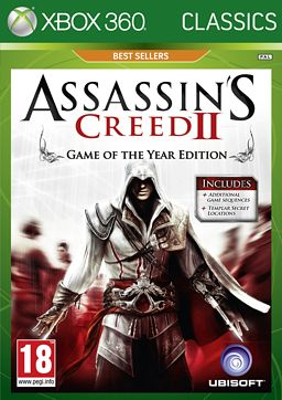 Assassin's Creed II. Game of the Year Edition (Classics) [Xbox 360]
