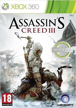 Assassins Creed III (Classics) [Xbox 360]Этот проект разрабатывался больше двух лет практически с нуля; в результате игра Assassins Creed III возносит прославленную серию Assassins Creed на невероятные новые высоты<br>
