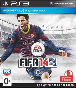 FIFA 14  (с поддержкой PS Move) [PS3]
