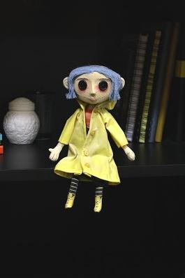 Фигурка копия куклы Coraline (26 см) от 1С Интерес
