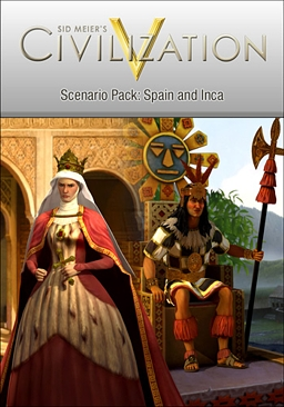 Фото Sid Meier's Civilization V. Double Civilization and Scenario Pack: Spain and Inca. Дополнение [PC, Цифровая версия] (Цифровая версия) sid meier s civilization and scenario pack korea дополнение [pc цифровая версия] цифровая версия
