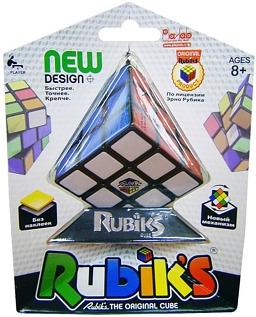Кубик Рубика 3х3 (без наклеек, мягкий механизм) от 1С Интерес