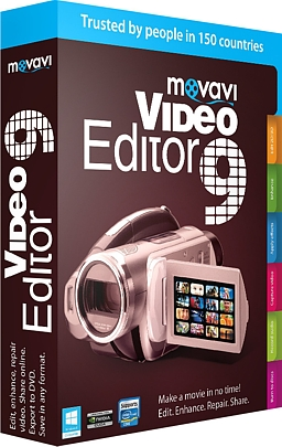 Movavi Video Editor 9. Бизнес версия editor