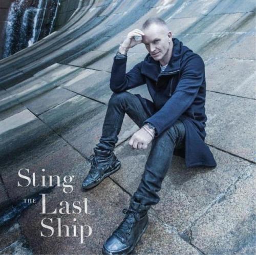 Sting. The Last Ship  (LP)После трехлетнего молчания, вдохновленный своей же пьесой британский романтик Sting выпускает 11-й сольный альбом c названием Sting. The Last Ship.<br>