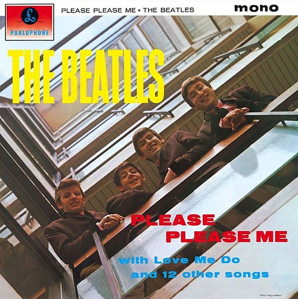 цена  The Beatles. Please Please Me. Original Recording Remastered (LP)  онлайн в 2017 году
