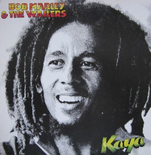 Bob Marley & The Wailers. Kaya (LP) david burnett bob marley