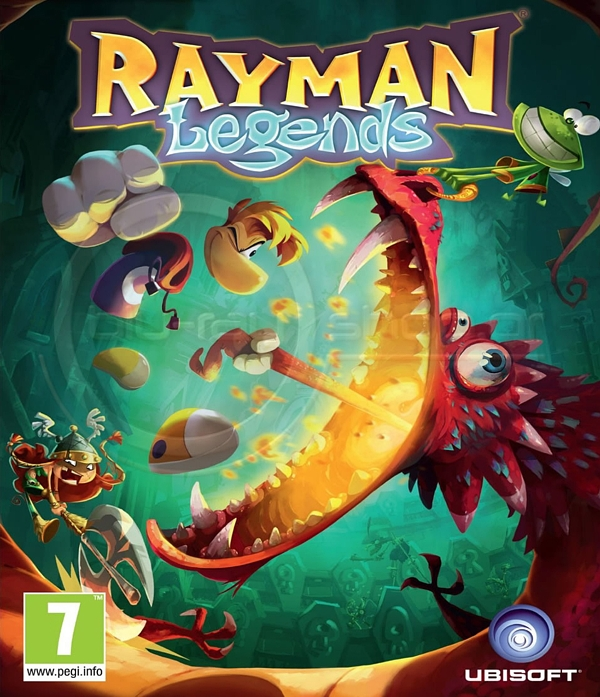 Rayman Legends (Цифровая версия)  ubisoft rayman legends sony playstation 3