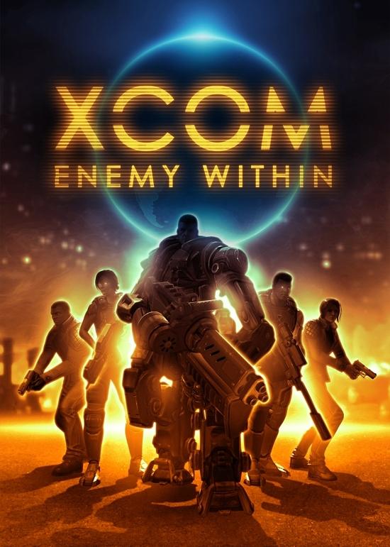 XCOM. Enemy Within (Цифровая версия)