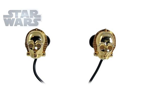 Наушники вставные Star Wars. C3PO от 1С Интерес