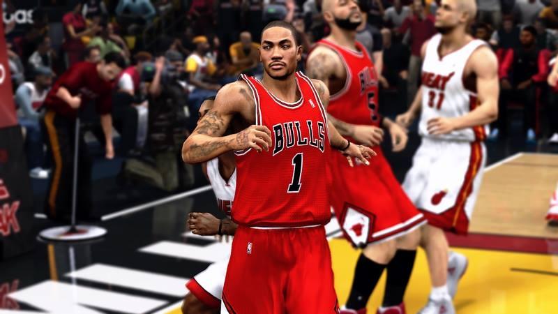 NBA 2K14 [PS4] от 1С Интерес