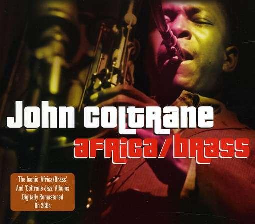 John Coltrane. Africa / Brass (2 LP)Альбом John Coltrane. Africa / Brass (май-июнь 1961). В записи (в разных композициях) участвовало 18 музыкантов и сам Колтрейн.<br>