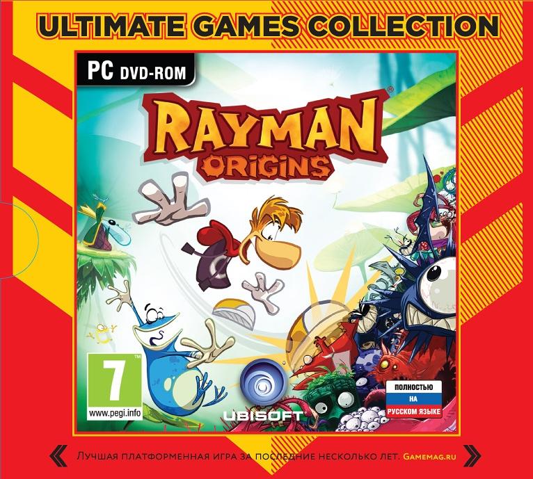 Rayman Origins (Ultimate Games) [PC-Jewel]Продолжение легендарной серии Rayman, за последние пятнадцать лет завоевавшей всемирное признание и восхищение, игра Rayman Origins стала настоящим бестселлером на всех ведущих игровых системах.<br>