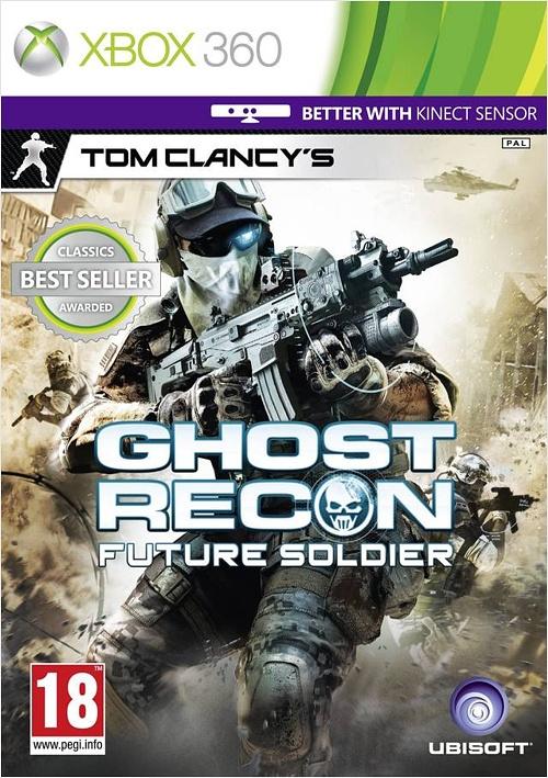 Tom Clancy`s Ghost Recon Future Soldier (Classics) [Xbox 360]