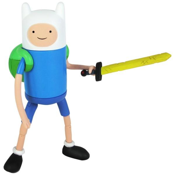 Фигурка Adventure Time. Stretchy Finn (14 см) от 1С Интерес
