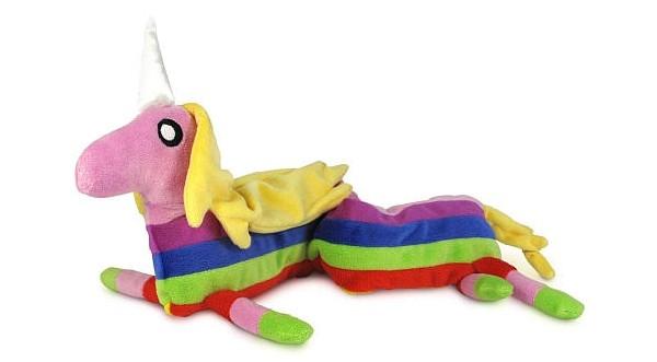 Мягкая игрушка Adventure Time. Lady Rainicorn (25 см)