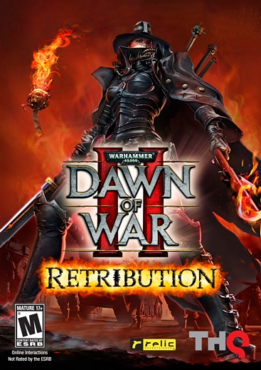 Warhammer 40 000. Dawn of War II. Retribution. Ультве. Дополнение