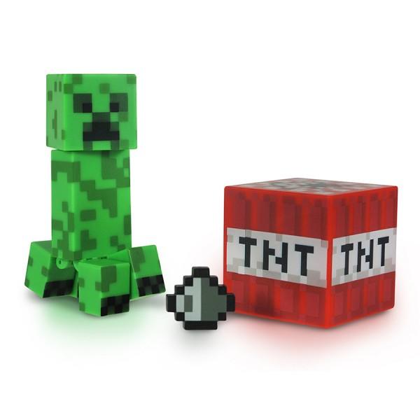 Фигурка Minecraft Creeper с аксессуарами (6 см) от 1С Интерес