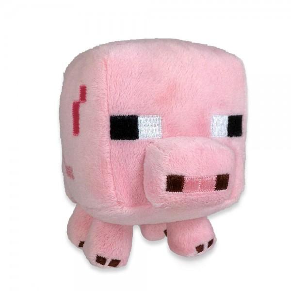 Мягкая игрушка Minecraft. Baby Pig (18 см) 3 мягкая игрушка minecraft летучая мышь bat 16536 jazwares