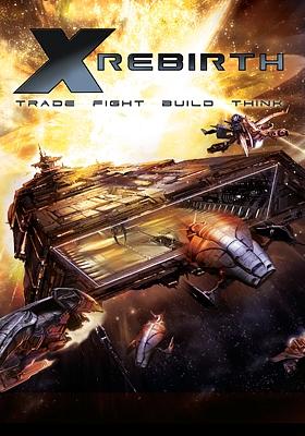 X Rebirth (Цифровая версия)Игра X Rebirth &amp;ndash; это возрождение серии космических симуляторов &amp;laquo;Х&amp;raquo;. Новая игра разрабатывается как для поклонников серии, так и для новичков, которые только собираются отправиться в бескрайнее путешествие по огромному яркому и кипящему жизнью миру!<br>