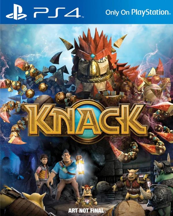 Knack [PS4]Knack – игра одного из выдающихся геймдизайнеров современности Марка Черни – наделит вас экстраординарными силами и предложит отправиться на поиски секретных мест и уникальных способностей, которыми можно поделиться с друзьями. Получите невероятную силу в забавном и захватывающем приключении гигантских пропорций, которое разворачивается в удивительном и ярком мире – только на PlayStation 4.<br>