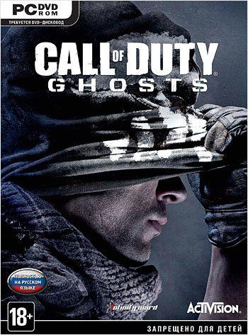 Call of Duty. Ghosts [PC]Игра Call of Duty. Ghosts предложит игрокам совершенно новый сюжет, действие которого развернется при уникальных обстоятельствах. А благодаря новому графическому движку, вас ожидает невероятно впечатляющее зрелище, достойное нового поколения игровых систем.<br>