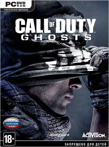 Call of Duty. Ghosts [PC] игра для xbox call of duty modern warfare 3 classics