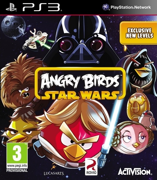 Angry Birds. Star Wars (с поддержкой PS Move) [PS3]