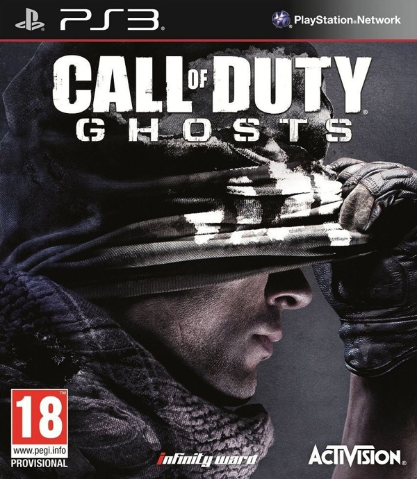 Call of Duty. Ghosts [PS3]