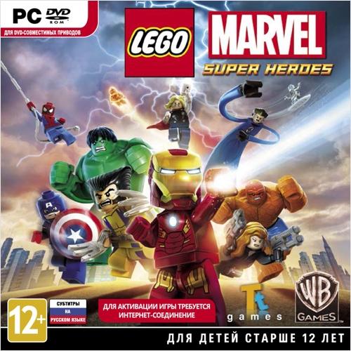 LEGO Marvel Super Heroes [PC-Jewel]LEGO Marvel Super Heroes – это совершенно новая история в знаменитой вселенной Marvel. Железного Человека, Человека-паука, Халка, Капитана Америку, Росомаху и десятки других, не менее знаменитых супергероев объединила общая цель.<br>