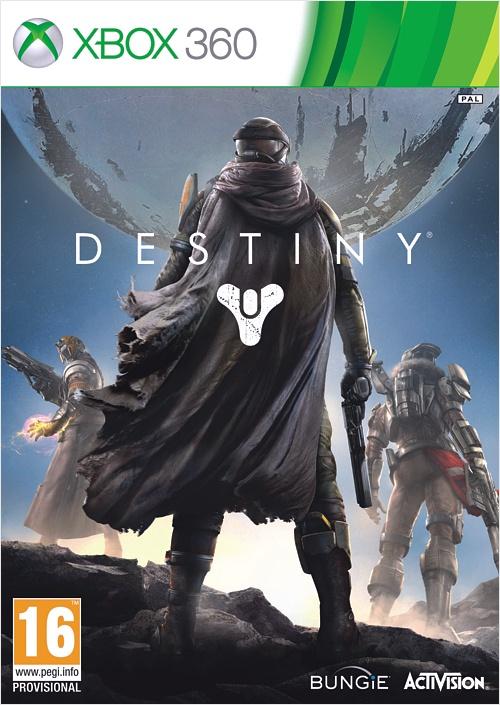 Destiny [Xbox 360]Действия игры Destiny, научно-фантастического многопользовательского шутера от первого лица, происходят на Земле, пережившей чудовищный катаклизм. Уцелевших спас загадочный инопланетный корабль «Странник», в тени которого был построен Город – единственное безопасное место на планете. Вам предстоит выступить в роли Стражников, чтобы защитить город от осадивших его монстров.<br>