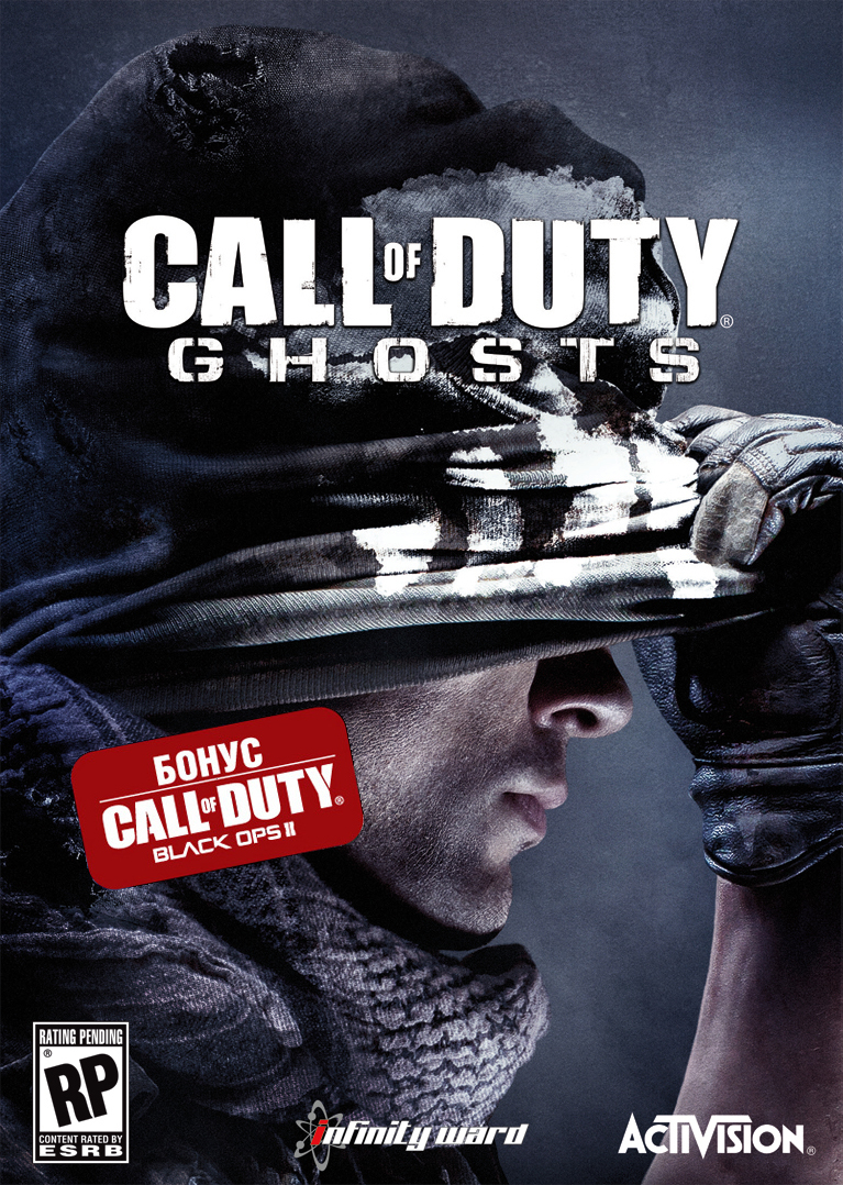Call of Duty. Ghosts + Call of Duty. Black Ops II [PC, Цифровая версия] (Цифровая версия) call of duty black ops ii signature