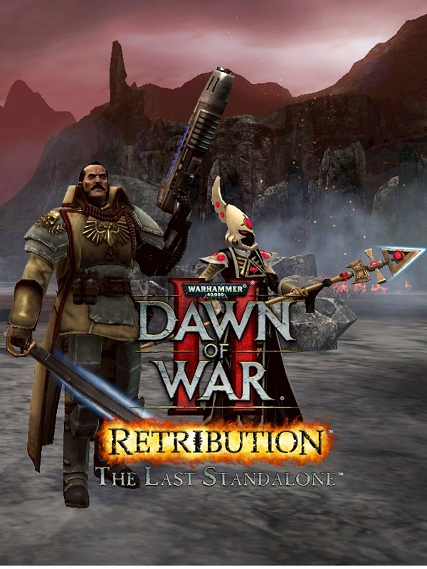 Warhammer 40 000. Dawn of War II. Retribution. The Last Standalone (Цифровая версия) rollercoasters the war of the worlds