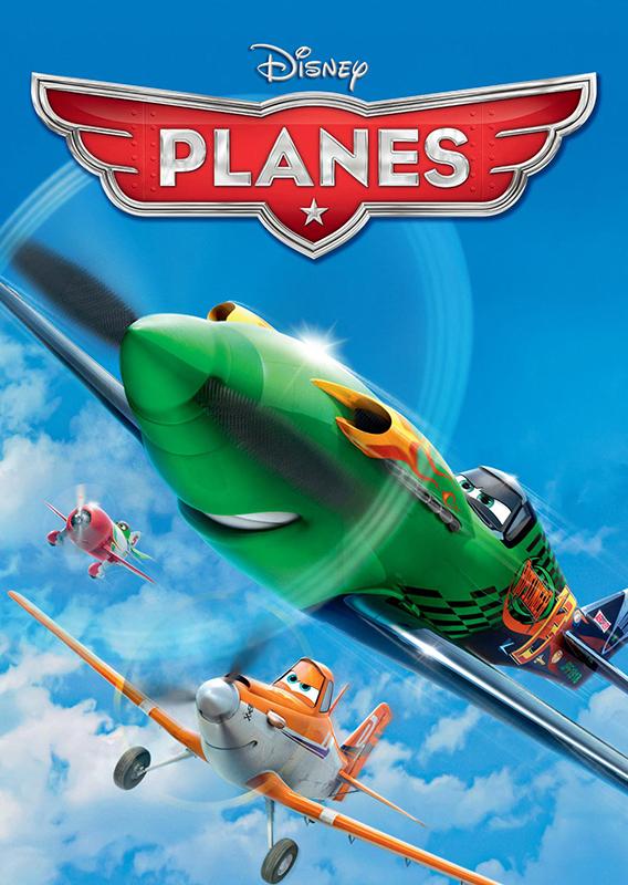 Disney. Самолеты (Цифровая версия)